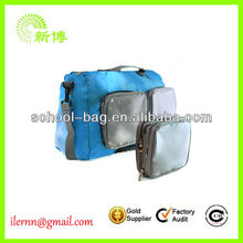 Square Shape Foldable Travel Bag