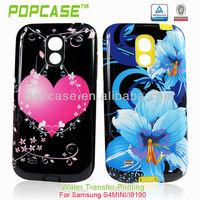 PC&TPU case for samsung galaxy s4 mini case