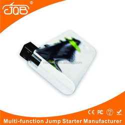 Newly Lithium Mini Car Jump Starter Bank MiniFish Battery Charge For Smartphone