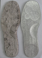Gel Insole with Cool Ice Flower Mini Massage