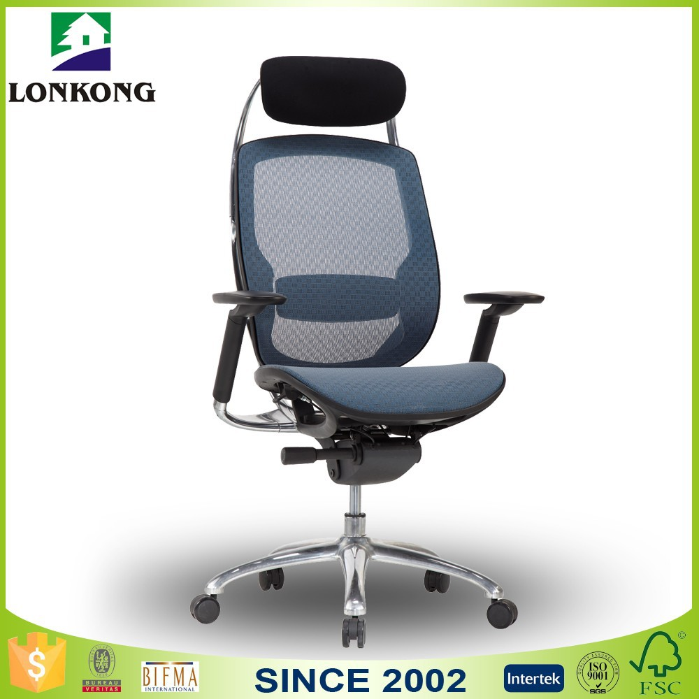 Office Furniture Vietnam Top End High Back Office Chair
