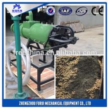 Buena calidad estiércol separador de líquido sólido / cerdo residuos máquina de prensado