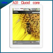 "Onda V812 8"" IPS III Allwinner A31 Quad core 2GB RAM DDR3 Android 4.1 camera 0.3MP/5.0MP"