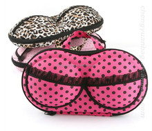 Shockproof Pretty Bra Bag Lingerie EVA Case For Lady