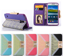 For Samsung S 5 leather case