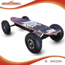 Off Road Bluetooth Controlled Electric Longboard for sale (W9001)