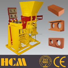 china supplier Eco Brb clay brick making machine soil brick machine clay brick make machine