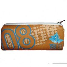 Wholesale pencil bag with 2 pocket