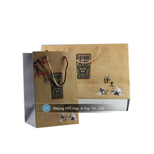 Sell Like Hot Cakes!2014 Fashionable Design shopping paper bag kraft paper bag manufacturers