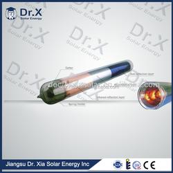 Solar water heater use solar vaccum tube China producer