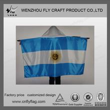 New design shanghai factory wholesale body flag
