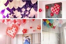 Balloons Pearl Latex 9 Colors Party Birthday Weddings Balloons Decor