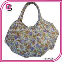 Promotional canvas summer handbags