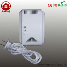 Highly sensitive Network CO & Gas Leakage Detector for Security Home Alarms