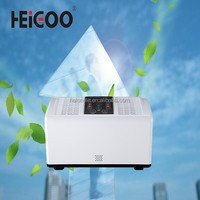 Plastic Housing Used , Dual HAPE Filter Air Purifier , Ozone Generator Air Cleaner