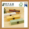 decorate student cheap wooden pencil box