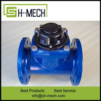 """High Accuracy DN100 4 """" Woltman Water Meter"""
