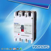 NOM1 CE Approve Zhejiang Nonarc 63a mccb 3 Phase Circuit Breaker