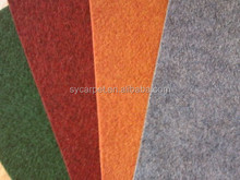 the best popular exhibition carpet and gel backing