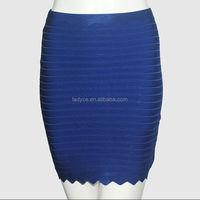 fashion trend latest designer bandage party girls one piece dress