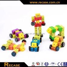 Promotional toys diy kids wooden toyota car model toys