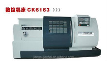 çin yatay yüksek hızlı cnc yeni mini torna makinesi Hindistan fiyat ck6163