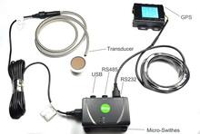 Ultrasonic Fuel Level SensorDiesel Fuel Level SensorFuel Sensor with High Precision for Fuel Consumption Monitoring System