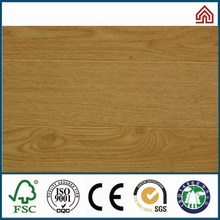 White Oak 3-ply T&G Select Grade UV lacquered Three Strip Engineered Flooring