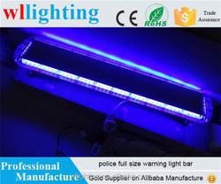 led emergency vehicle strobe blue/88W led caution light emergency vehicle light strobe warning light