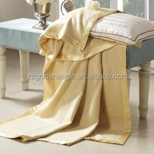 Fashion & Elegant Silk Fleece Throw-Differ Design