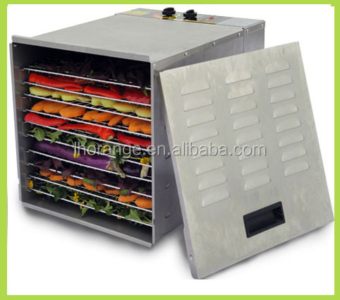 Household Food Dehydrator Stainless Steel Food Dehydrator 10 Layers Food Dehydrator