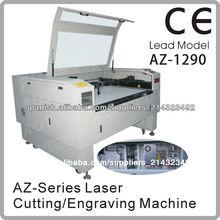 La alta calidad de cuero de corte por láser de la máquina AZ1290
