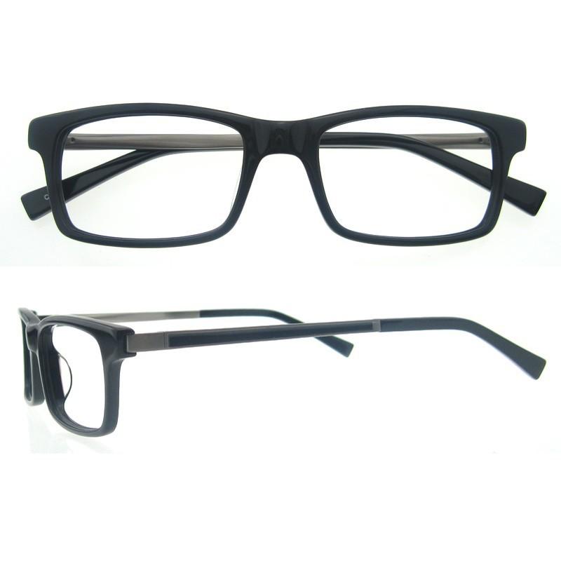 Eyeglass Frame Styles For 2015 : 2015 new style acetate eye glasses frame italian eyeglass ...