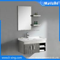 Stainless Steel sanitary ware basin ceramic bathroom furniture