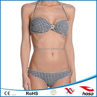 Grid Top Quality OEM Swimwear Manufacturer