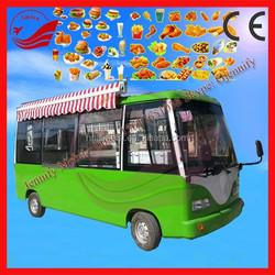 Electric Mobile Catering Food Van