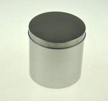 EU FOOD GRADE round blank tin box
