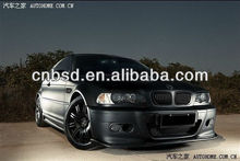 Carbon Fiber Front Lip design for 01-06 BMW E46 M3 COUPE HM style
