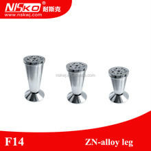 Excellent polishing table legs stainless steel manufacturers