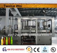 glass bottle beer 0.75L Beer filling machine