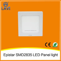 LED manufacture excellent quality 4200K surface mounted led flat panel light