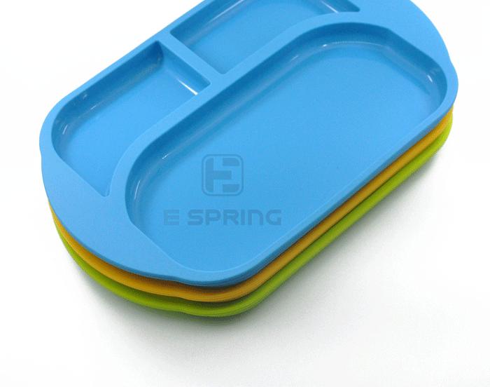 Безопасные гибкие обеденный стол коврик силиконовый ребенка столовых