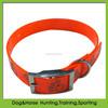 reflective dog collar TPU
