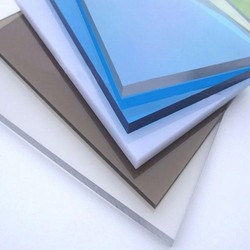 100% new material sabic lexan polycarbonate sheet balcony design awning building materials