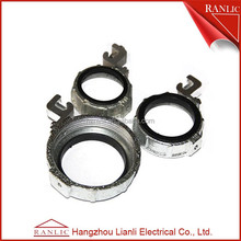 Heavy gauge malleable iron conduit bushing