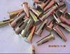 Steel/stainless/aluminum dowel pin metal pin bolt stud nuts hardware axle pin
