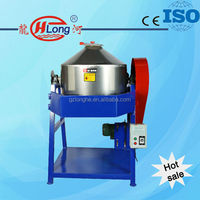 multi plastic material rotary type color mixer /Automatic rolling machine