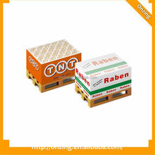 New design oem cube memo pad with box