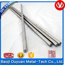 gr2 cold drawn titanium rod
