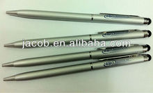 advertisement metal pen 500pcs with customize logo free shipping by Fedex